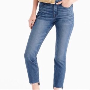 Jcrew Vintage Crop Jeans